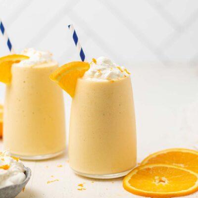 Healthy Orange Julius Recipe